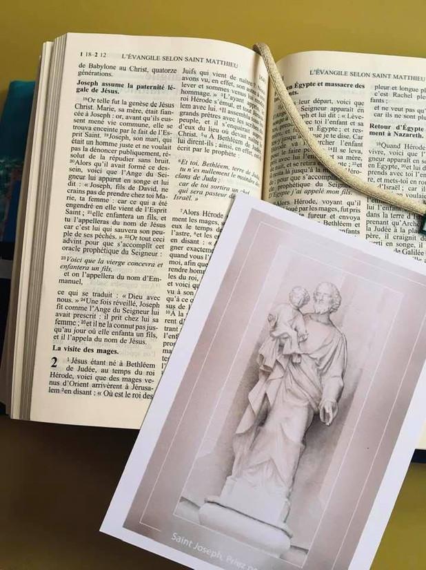 Prière Saint Joseph