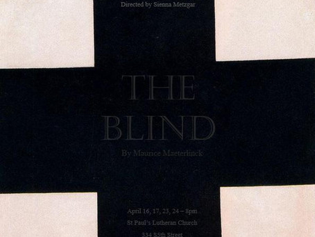 Invitation - THE BLIND