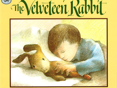 Announcement - THE VELVETEEN RABBIT