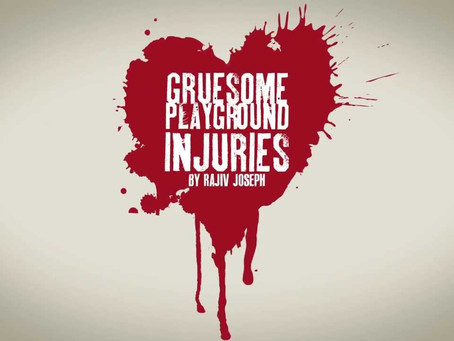 Announcement - Gruesome Playground Injuries