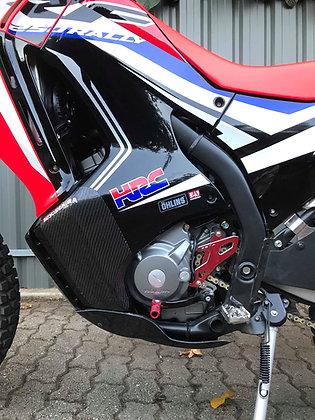 Honda CRF250 Rally Fairing Protectors