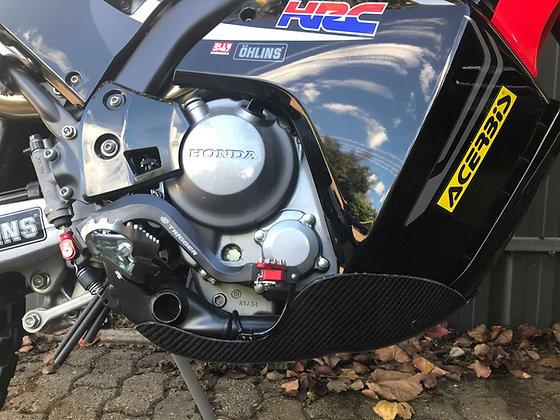 Honda CRF 250 Rally Skid Plate