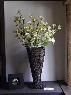 アートフラワー 染色 花 flower マーガレット