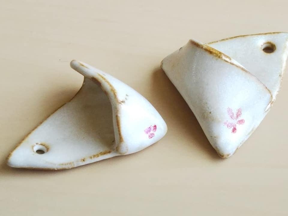 陶器 陶 ceramic craft 陶芸 ペンダント 和