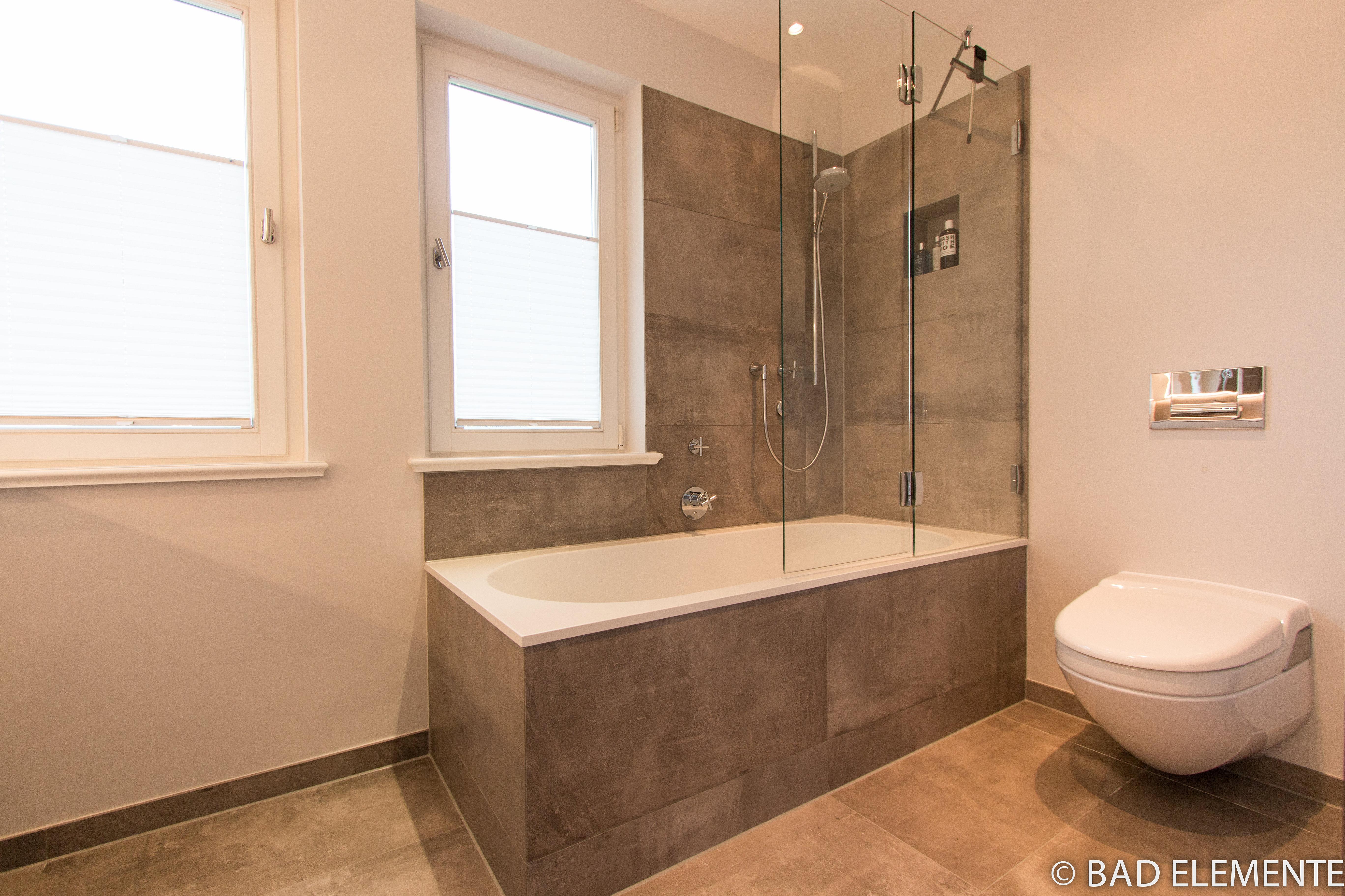 bad elemente badsanierung hamburg badezimmer beton optik 8. Black Bedroom Furniture Sets. Home Design Ideas