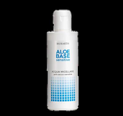 Acqua Micellare di Bioearth all'aloe vera ideale per pelli sensibili e delicate