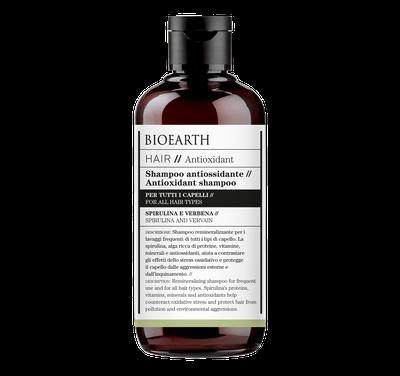 Shampo Antiossidane e Purificante di Bioearth
