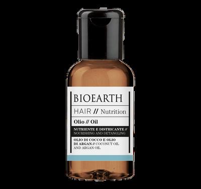 Olio Nutriente Capelli di Bioearth