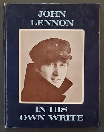 John Lennon - In His Own Write 1st Edition Hardback Book