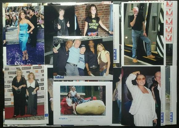 Coronation Street Cast Press Photos (x50) - Bruce Jones, Nikki Sanderson + More