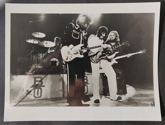 Bachman-Turner Overdrive Press Photo