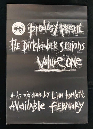 The Prodigy Present Poster