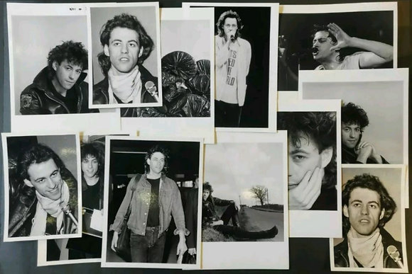Bob Geldof Press Photo Selection (x12) - 1