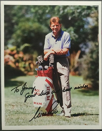 Nick Price Signed Photo - PGA Champion (1992/94), Open Champion (1994)