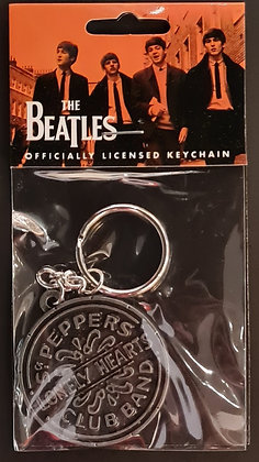 The Beatles Official Sgt. Peppers Keychain