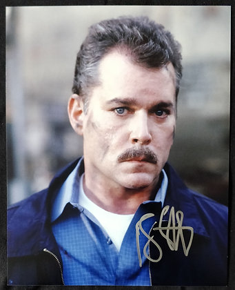 Ray Liotta Signed Photo