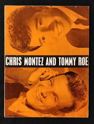 The Beatles Tour Programme 1963 (Chris Montez and Tommy Roe)
