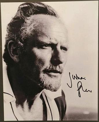 Julian Glover Signed Photo - Indiana Jones, Star Wars, Harry Potter, James Bond