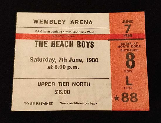 The Beach Boys 1980 London
