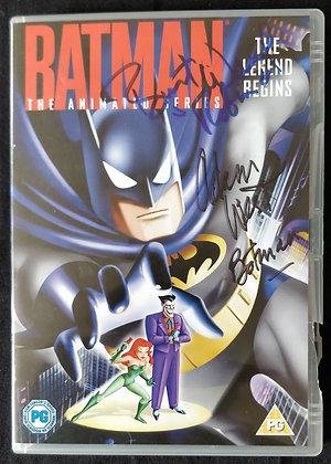 Adam West, Burt Ward And Lee Meriwether Signed Batman DVD Box