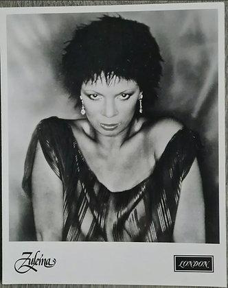 Zulema Promo Photo - London Records - 1978