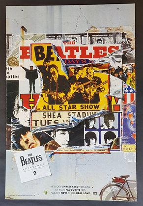 Beatles Card Shop Display