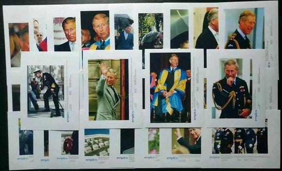 Prince Charles Press Photos (X30) from April-June 2005 - British Royal Family