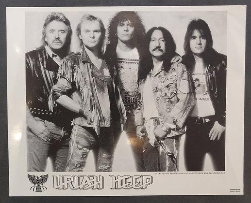Uriah Heep Press Promo Photo