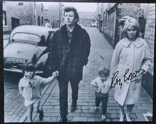 Ray Brooks Signed Photo - Cathy Come Home, Eastenders, Carry On