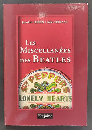 Les Miscellanées des Beatles Book