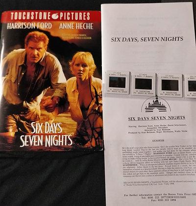 Six Days Seven Nights Press Pack