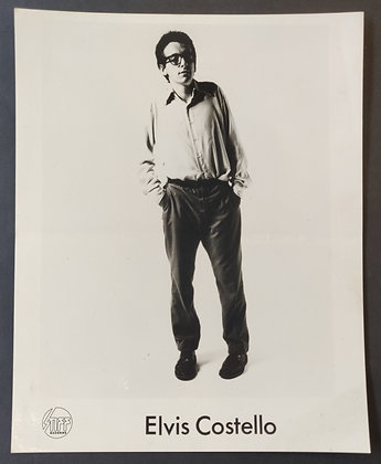 Elvis Costello Promo Photo