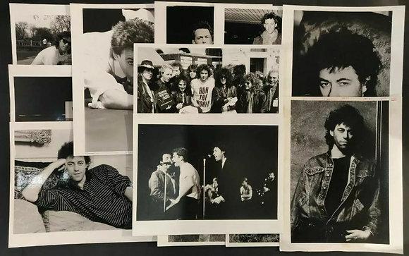Bob Geldof Press Photo Selection (X12) - 4