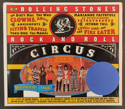 The Rolling Stones 'Rock And Roll' Circus CD (Still Sealed)