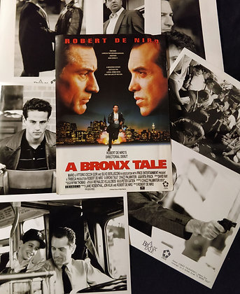 A Bronx Tale Press Pack