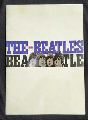 The Beatles Japan 1966 Programme