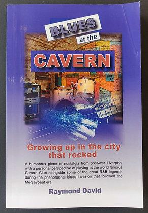 Blues at the Cavern Book Signed by Raymond David & Hunter Davies