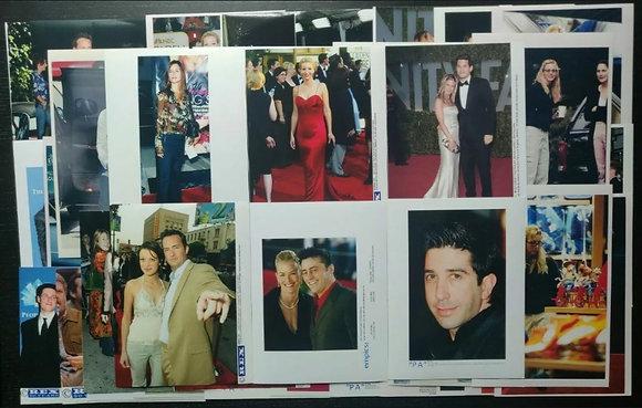 Friends Cast Press Photos (x45) - Courtney Cox, Lisa Kudrow + More