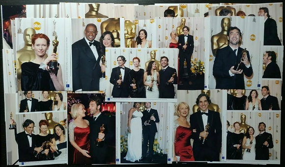 80th Academy Awards Press Photos (x50) - Javier Bardem, Daniel Day-Lewis + More