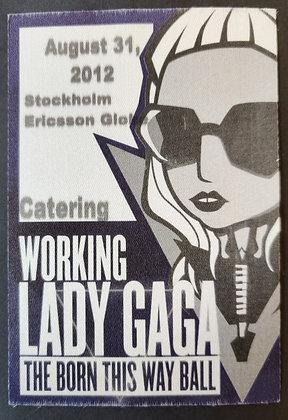 Lady Gaga 2012