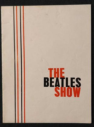 The Beatles Programme UK 1963