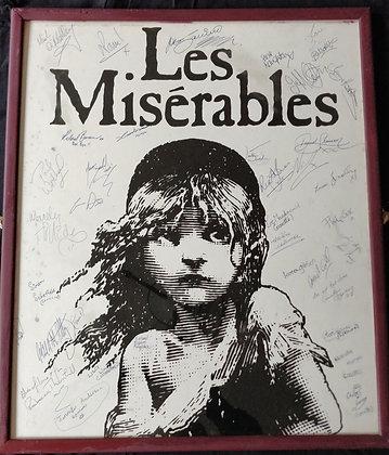 Les Misérables - Edinburgh Playhouse