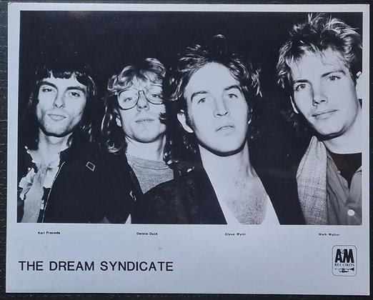 The Dream Syndicate Promo Photo - A&M Records