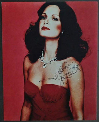 Jaclyn Smith Signed Photo - Charlies Angels