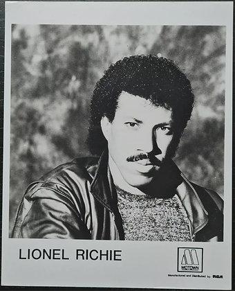 Lionel Richie Promo Photo - Motown/RCA Records