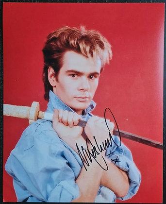 Nik Kershaw Signed Photo with COA