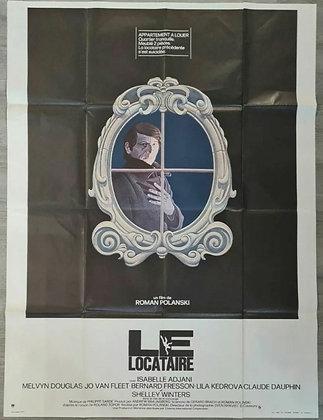 The Tenant (1976) French Billboard Poster - Roman Polanski - Paramount