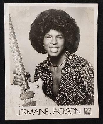 Jermaine Jackson Promo Photo - Motown Records