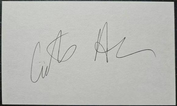 Curtis Hanson Autograph with COA - Film Director - L.A. Confidential, 8 Mile