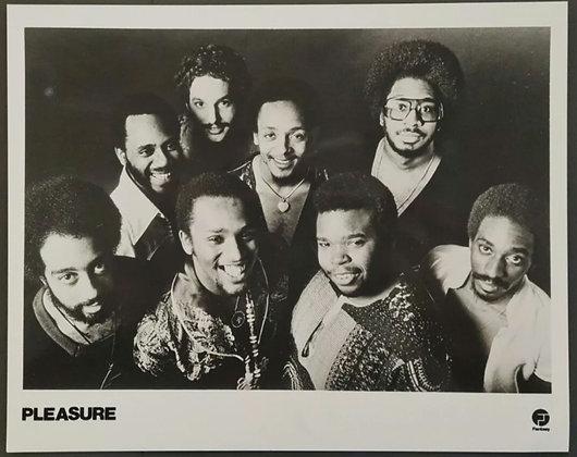Pleasure Promo Photo - Fantasy Records - 1970s